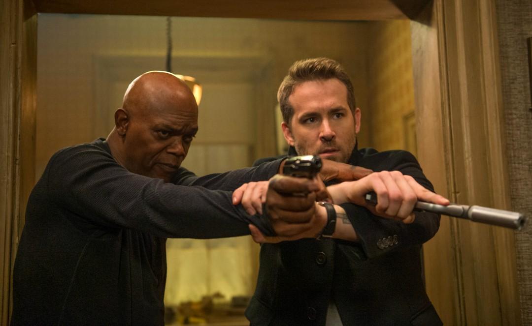 Killers Bodyguard Trailer - Bild 1 von 7
