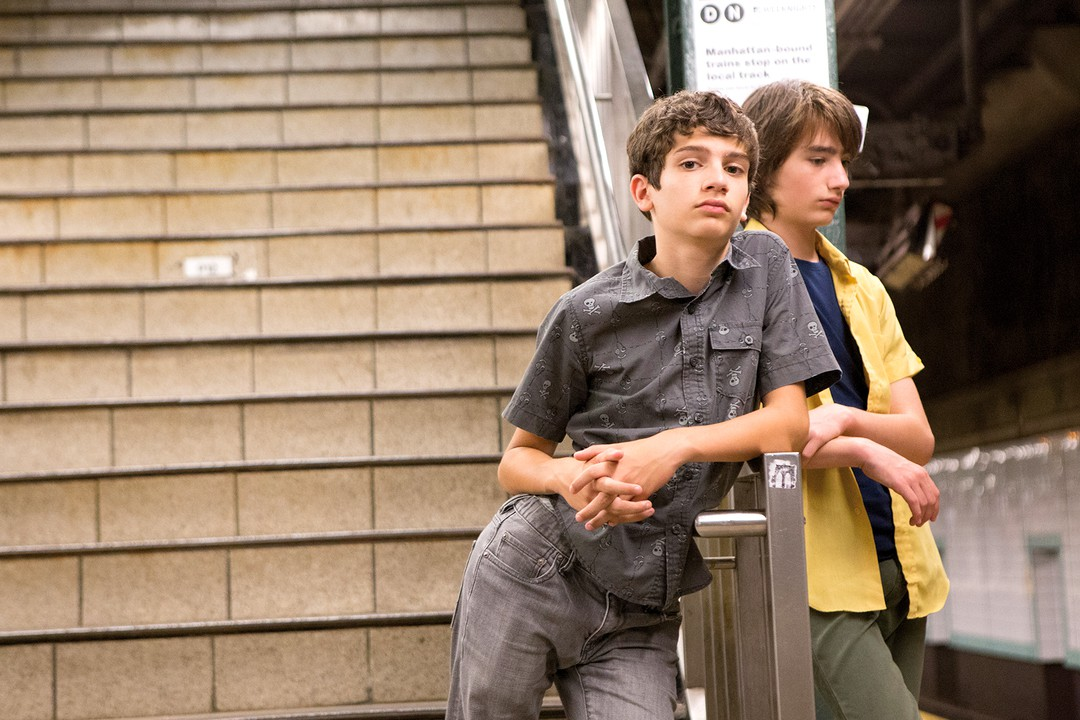 Little Men Trailer - Bild 1 von 11