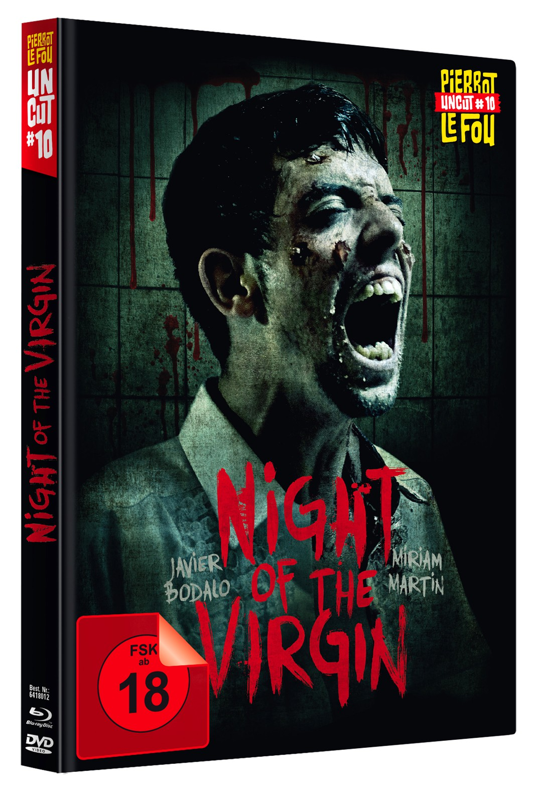 Night Of The Virgin: Exkl. Trailer zum FSK 18-Horror - Bild 1 von 13
