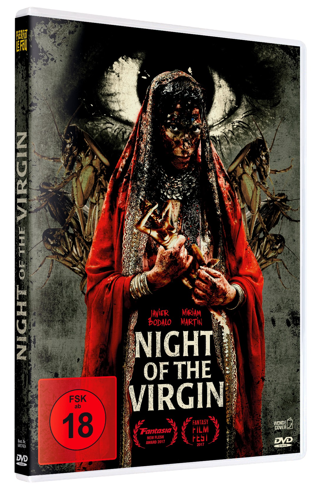 Night Of The Virgin: Exkl. Trailer zum FSK 18-Horror - Bild 3 von 13