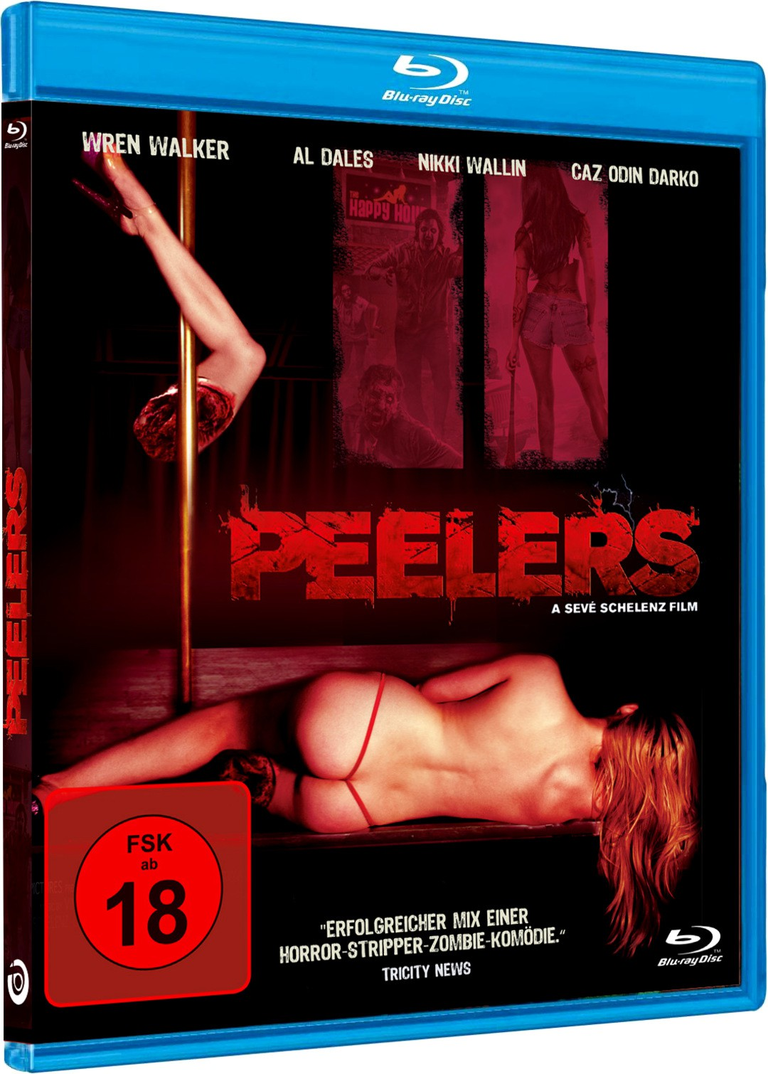 Peelers Trailer: Zombies vs. Stripperinnen - Bild 1 von 8