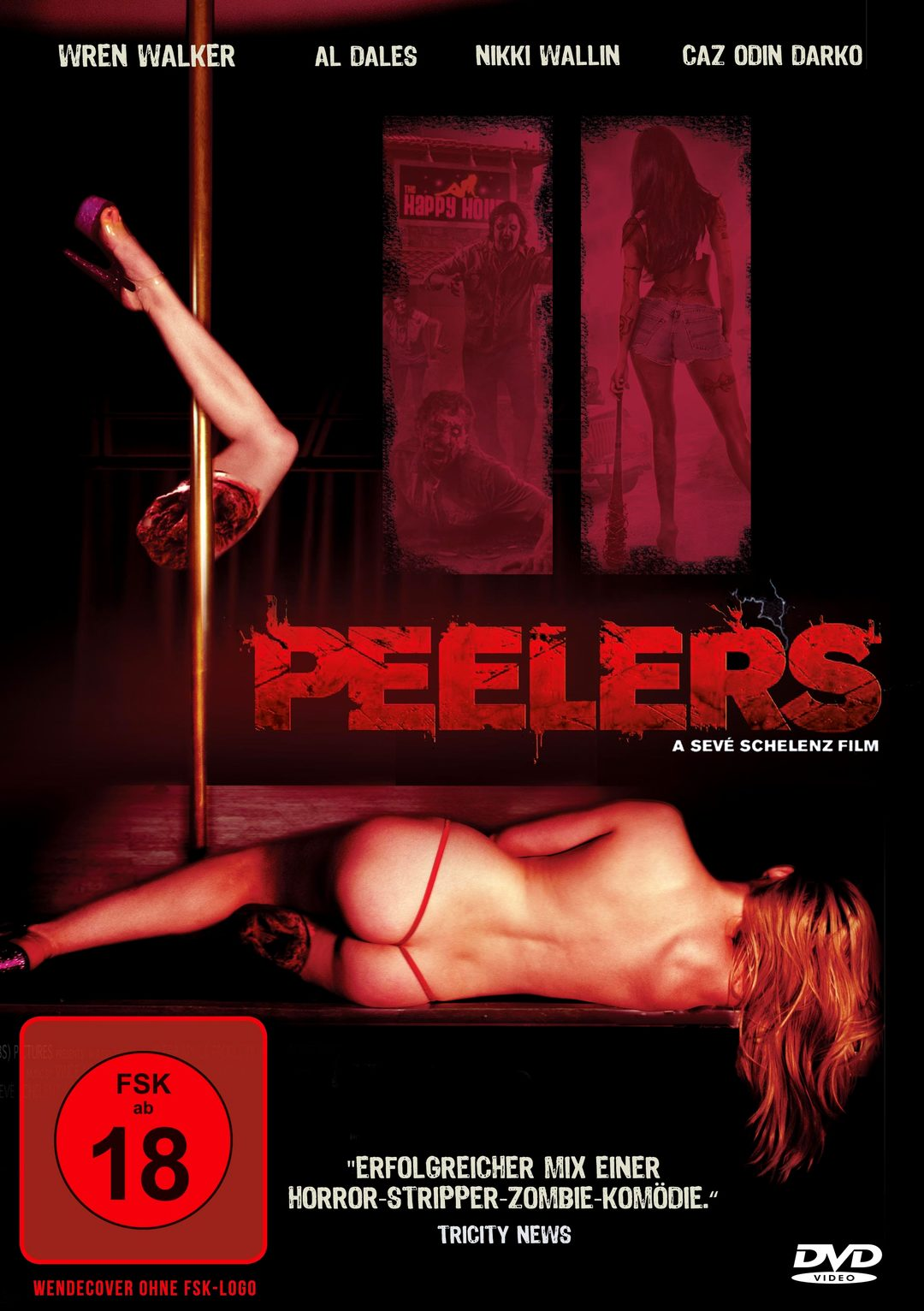 Peelers Trailer: Zombies vs. Stripperinnen - Bild 8 von 8