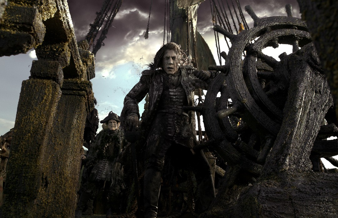 Pirates Of The Caribbean 5: Salazars Rache Trailer - Bild 1 von 18