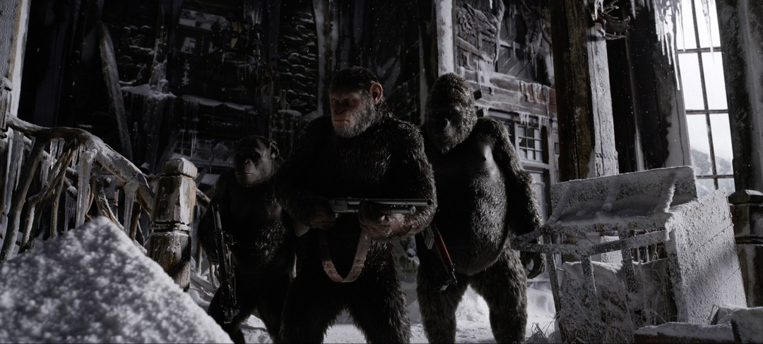 Planet Der Affen 3: So entsteht Ceasars Gesicht im Computer - Bild 1 von 33