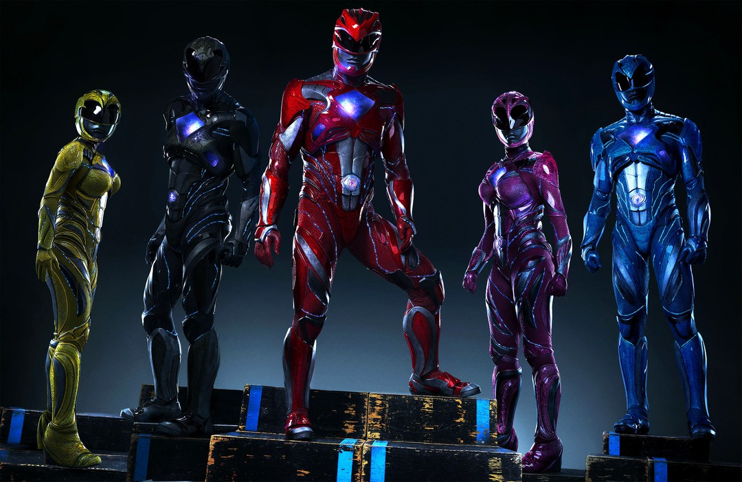 Cool, sexy und extrem stark: Das sind die neuen Power Rangers - Bild 1 von 11