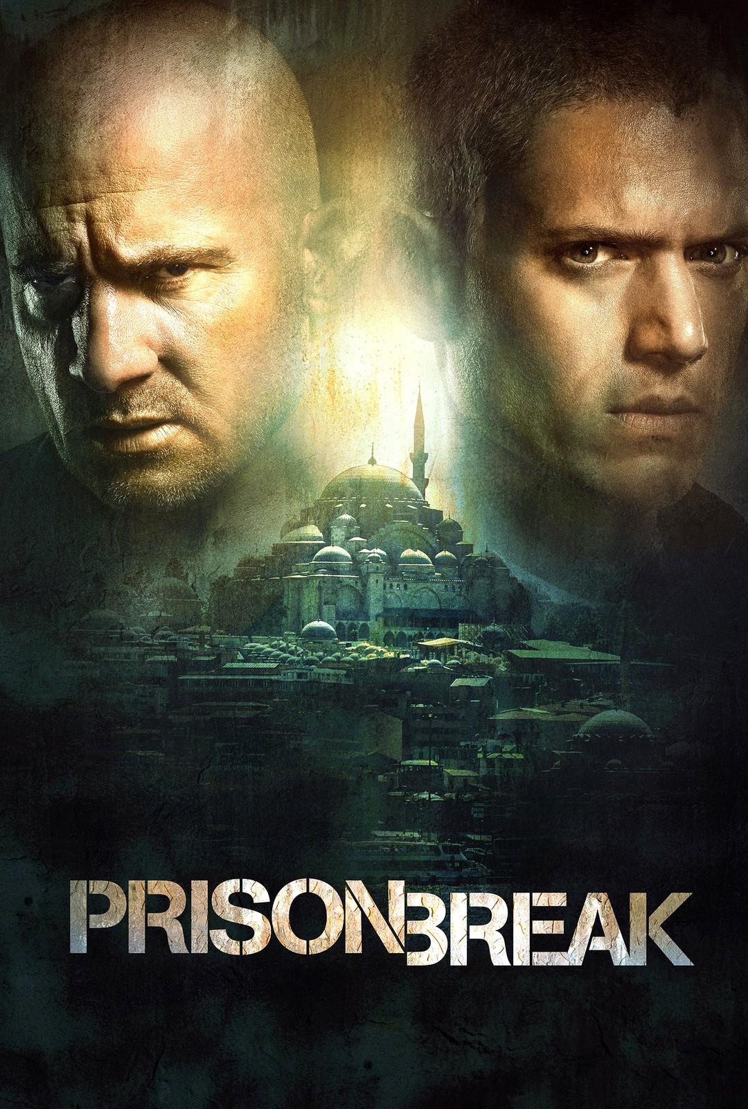 Prison Break Staffel 5: Erster Auftritt für Numan Acar - Bild 1 von 4