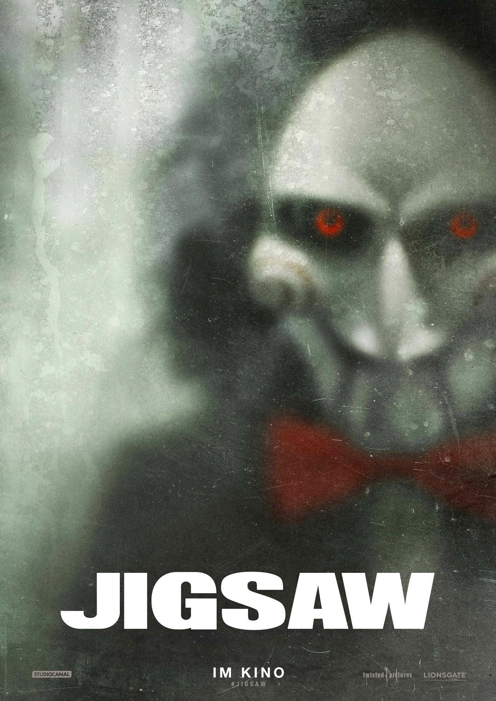 Jigsaw: Neuer Trailer zeigt die besten Fallen der Filmreihe - Bild 1 von 13