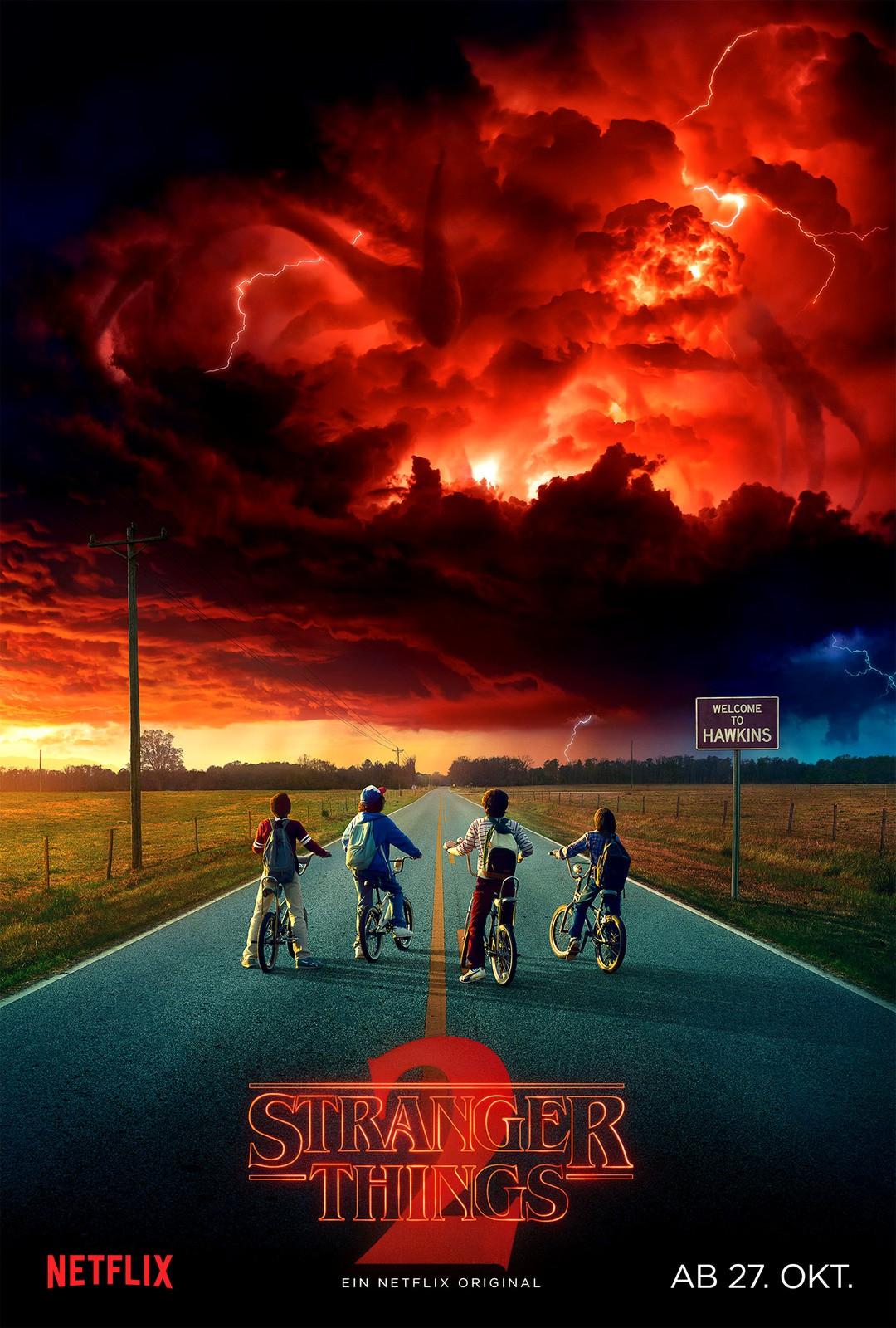 Stranger Things Staffel 2: Neuer Trailer zur Sci-Fi Serie - Bild 1 von 11