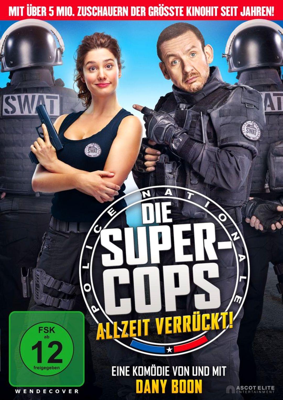 Die Super-Cops Trailer - Allzeit Verrückt - Bild 1 von 1