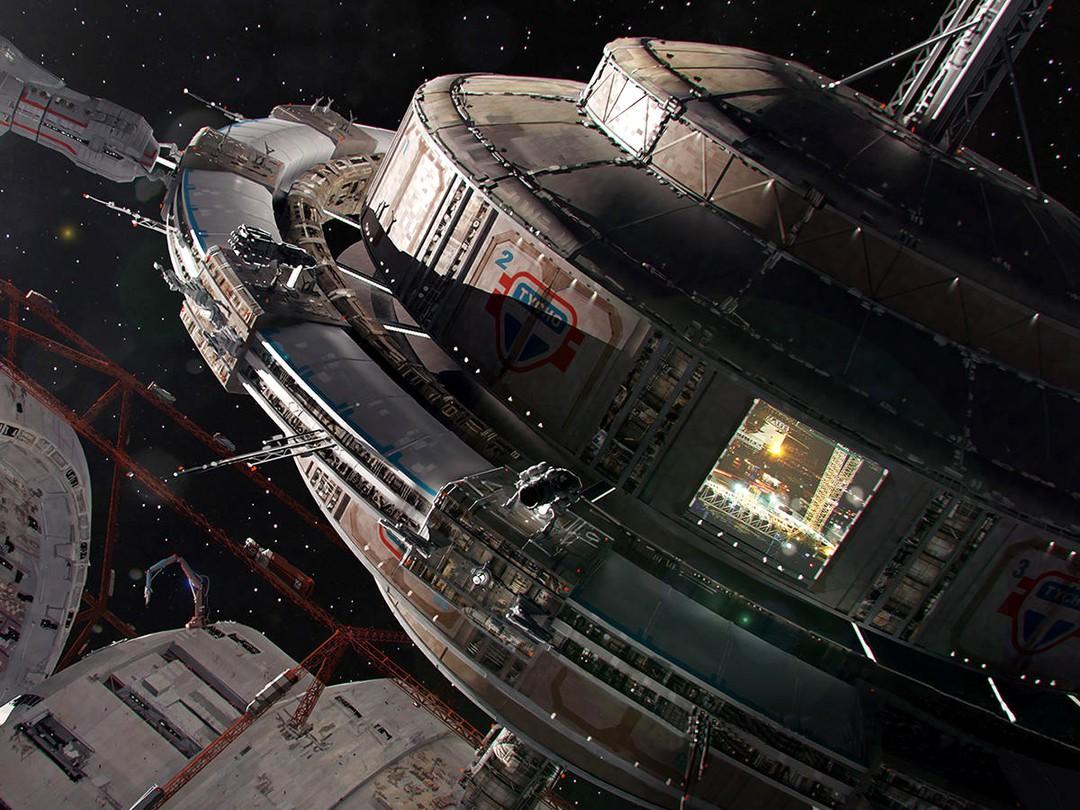 The Expanse: Staffel 1 auf DVD und BD - Bild 10 von 15