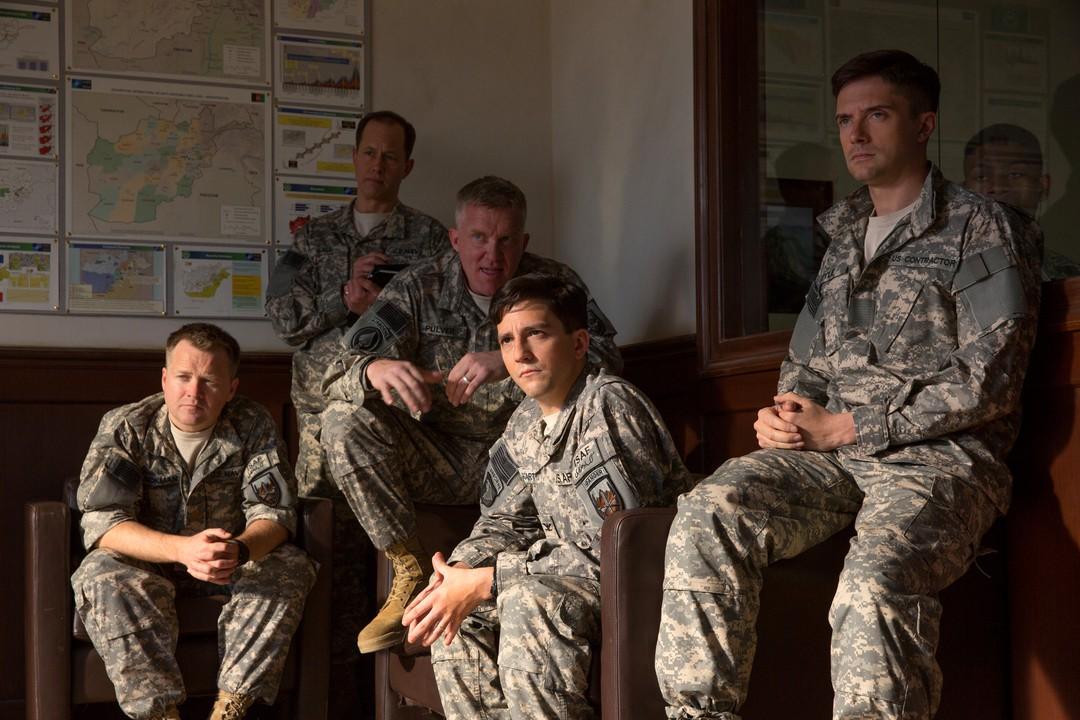 War Machine Trailer - Bild 1 von 4