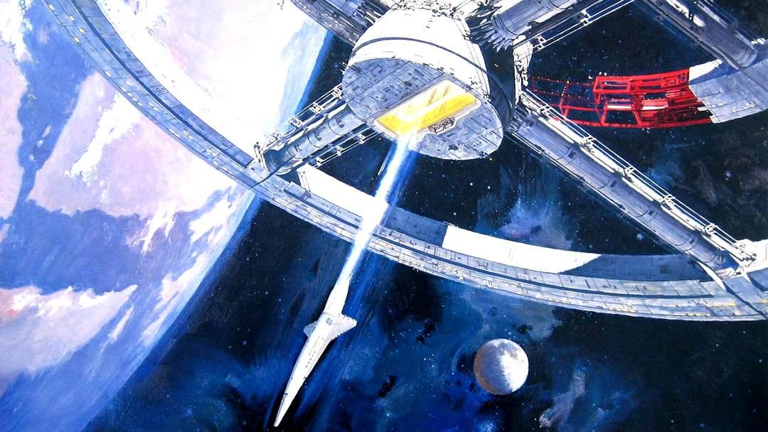 2001: Odyssee Im Weltraum - Bild 6 von 31