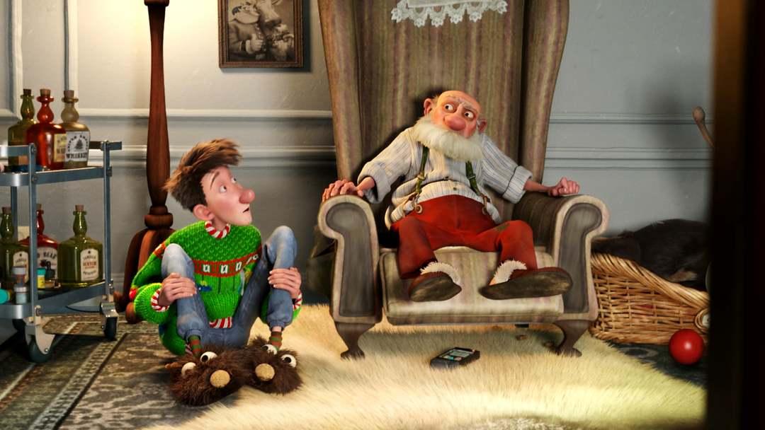 Arthur Weihnachtsmann Trailer - Bild 1 von 17