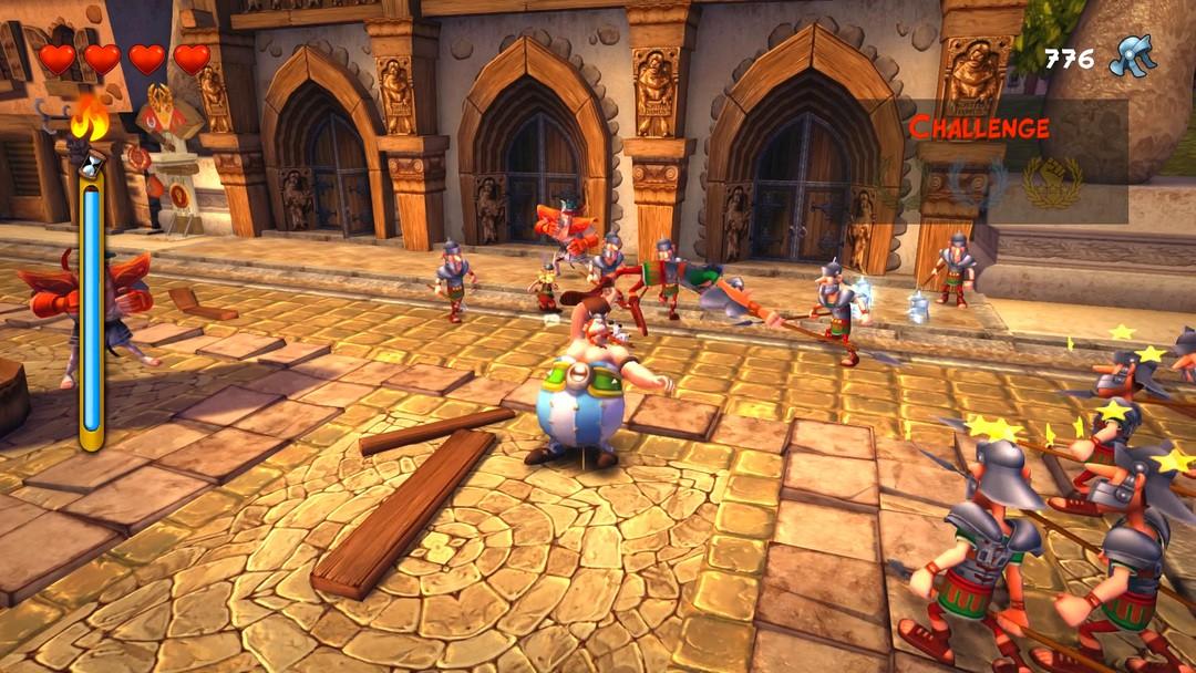 Asterix & Obelix XXL 2 Trailer: Neues Game mit den Kultfiguren - Bild 1 von 9