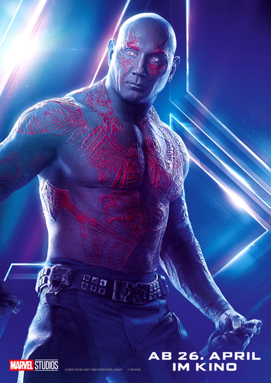Avengers 3: Das sind die Helden aus Infinity War - Bild 6 von 23