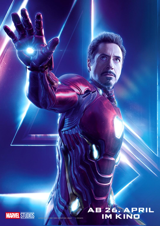 Avengers 3: Das sind die Helden aus Infinity War - Bild 11 von 23