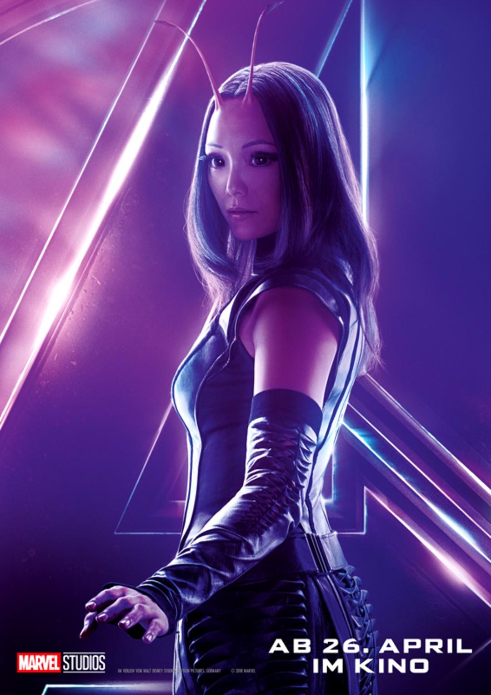 Avengers 3: Das sind die Helden aus Infinity War - Bild 12 von 23