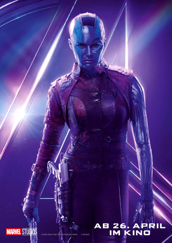 Avengers 3: Das sind die Helden aus Infinity War - Bild 13 von 23