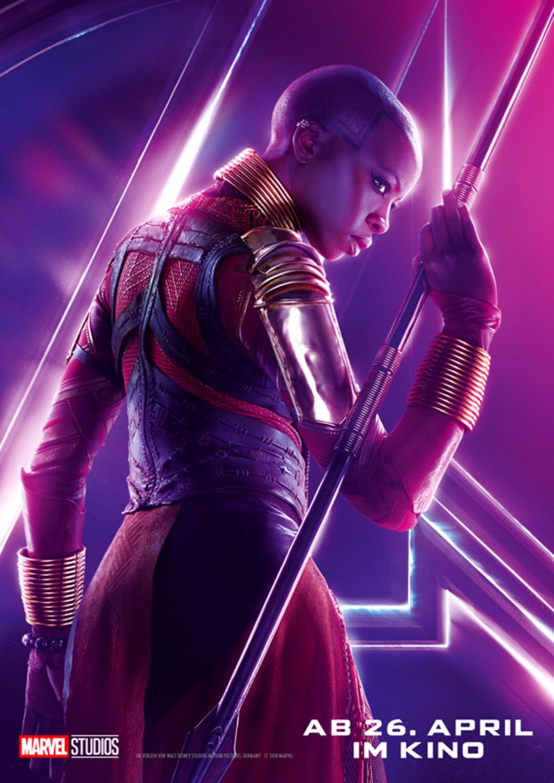 Avengers 3: Das sind die Helden aus Infinity War - Bild 14 von 23
