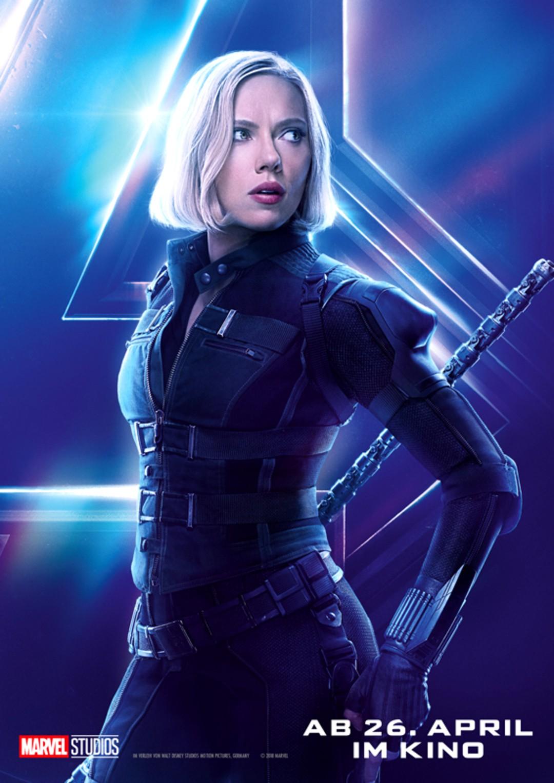 Avengers 3: Das sind die Helden aus Infinity War - Bild 3 von 23