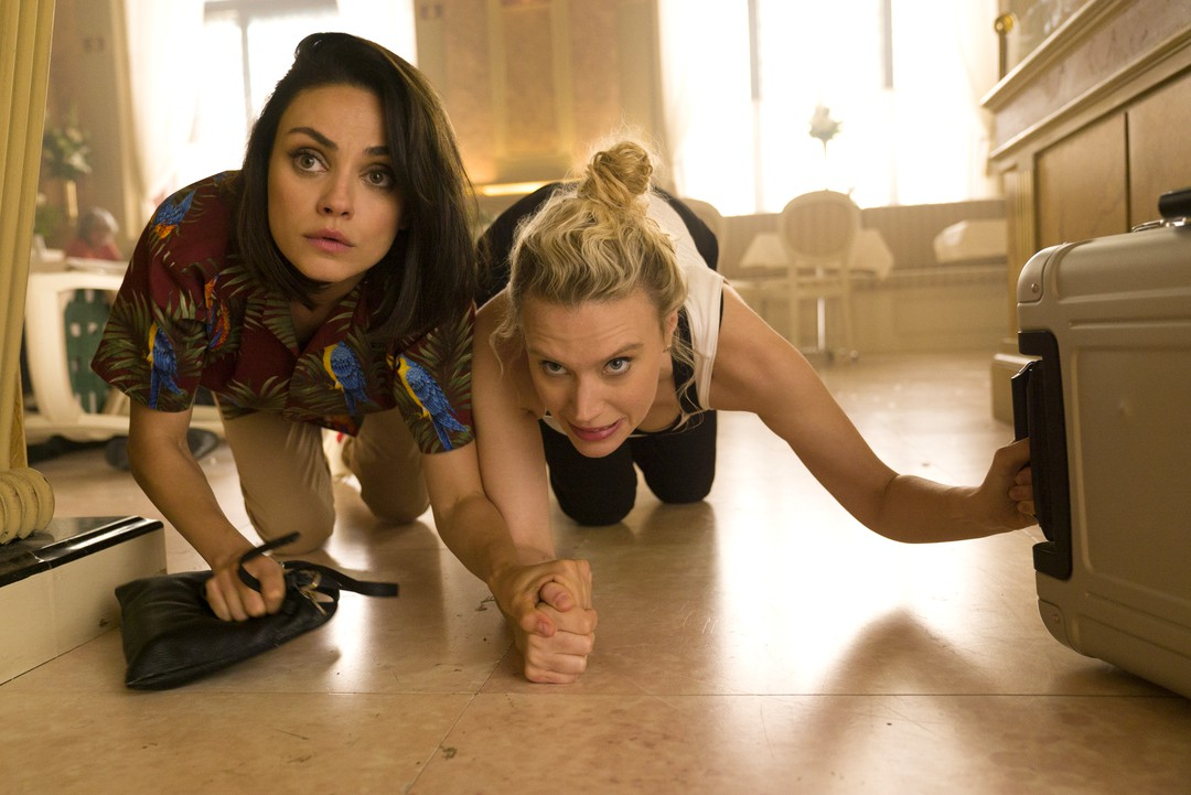 Bad Spies: Mila Kunis und Kate McKinnon - Bild 1 von 16