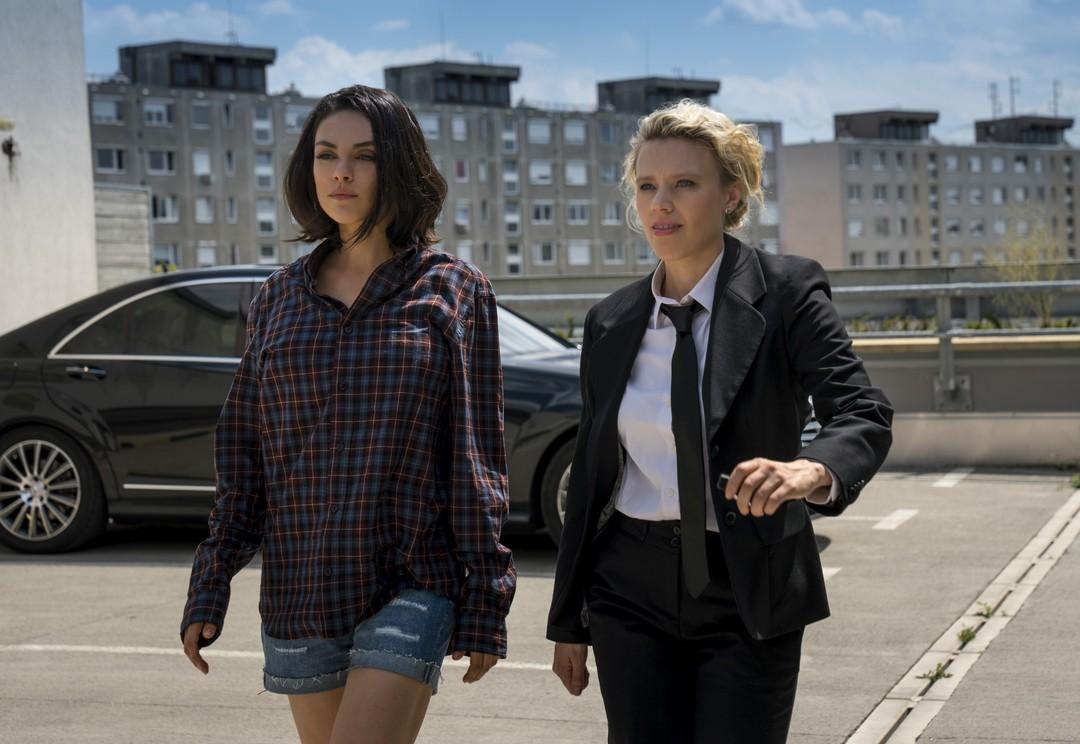 Bad Spies: Mila Kunis und Kate McKinnon - Bild 10 von 16