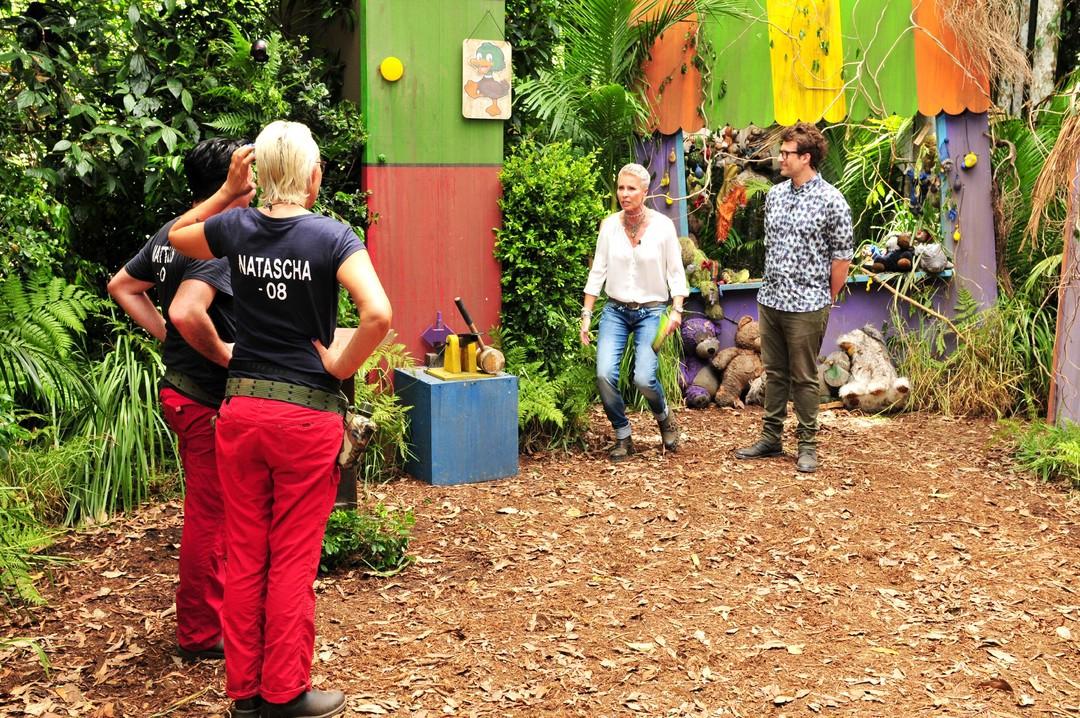Dschungelcamp 2018: Geläster und Ekel-Klo an Tag 5 - Bild 1 von 68