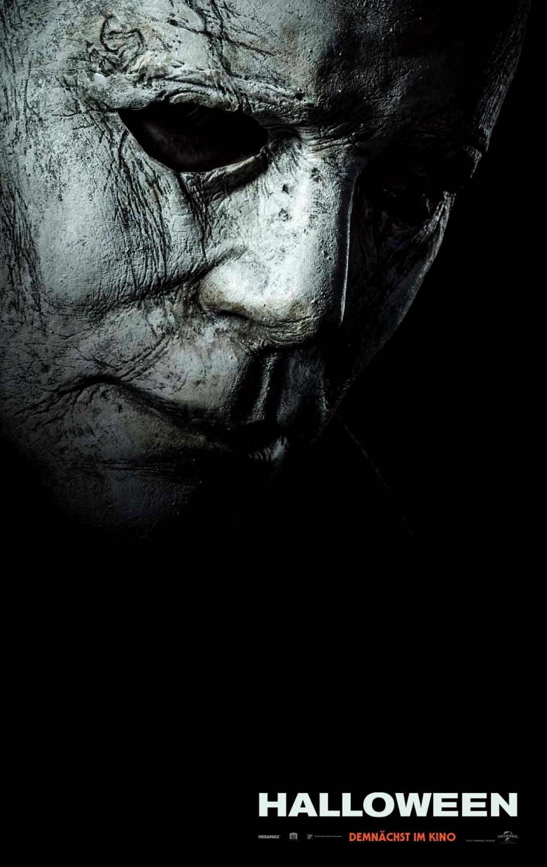 Halloween 2018: Erstes Poster zum Horror - Bild 1 von 2