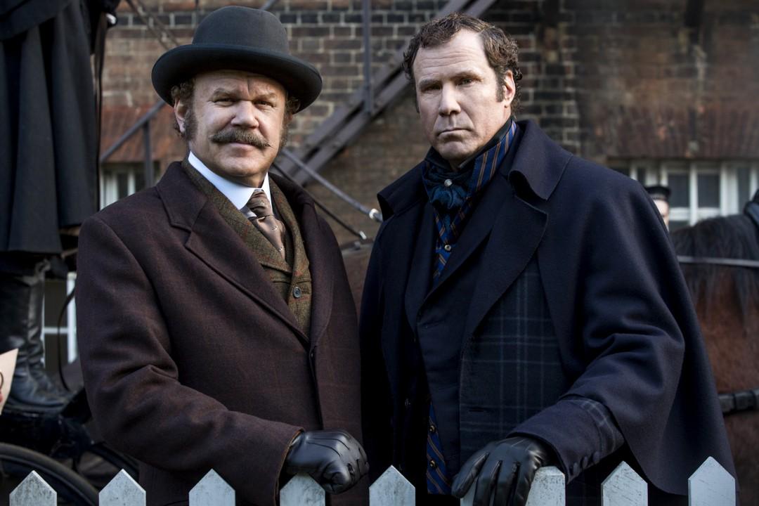 Holmes Und Watson Trailer - Bild 1 von 9