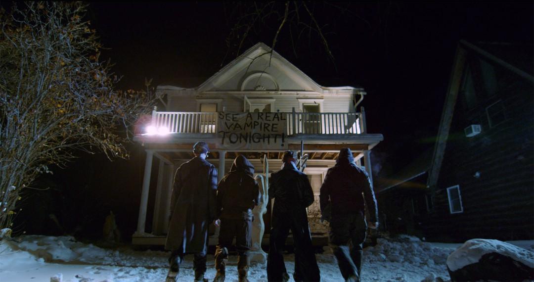 House Harker -Vampirjäger Wider Willen - Bild 1 von 9
