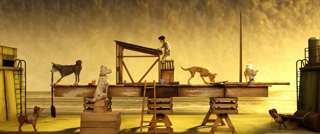 Isle Of Dogs - Bild 3 von 59