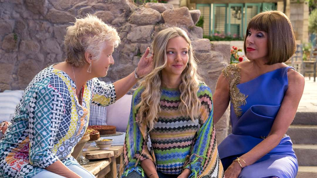 Mamma Mia: Here We Go Again Trailer - Bild 1 von 3