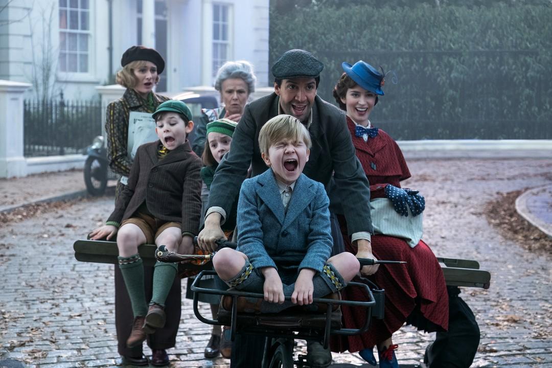 Mary Poppins Rückkehr Trailer - Bild 1 von 3