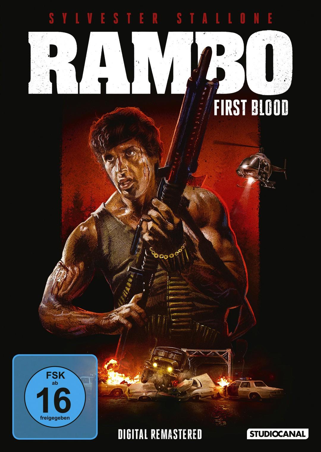 Rambo 1 Trailer - First Blood - Bild 1 von 4