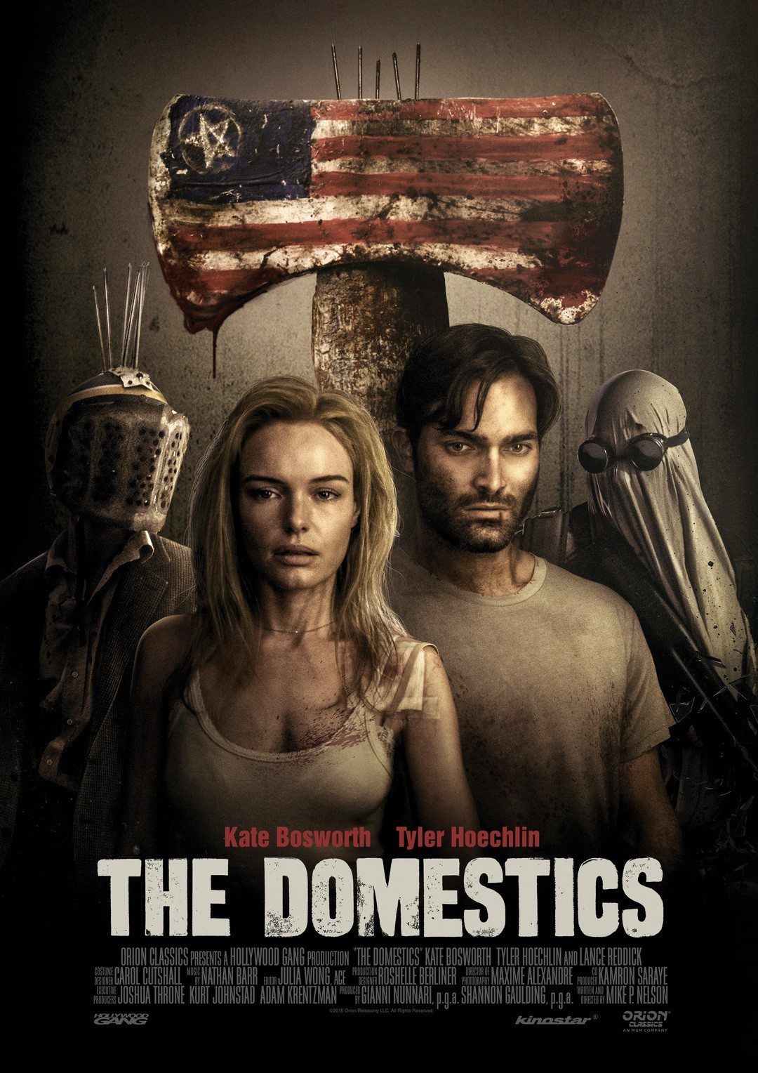 The Domestics Trailer - Bild 1 von 11