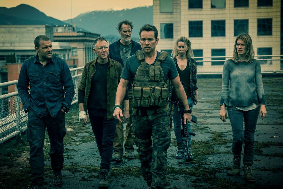 Van Helsing: Trailer zur Serie Staffel 1 - Bild 3 von 10
