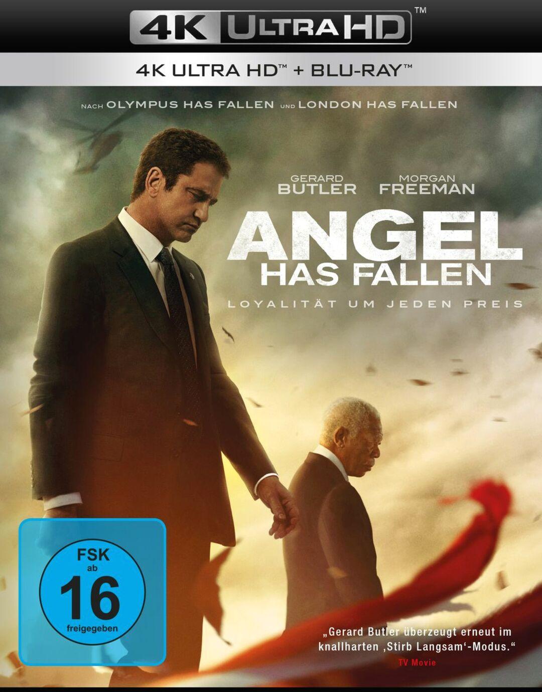 Angel Has Fallen: Heimkino-Start-Termin steht fest - Bild 1 von 10