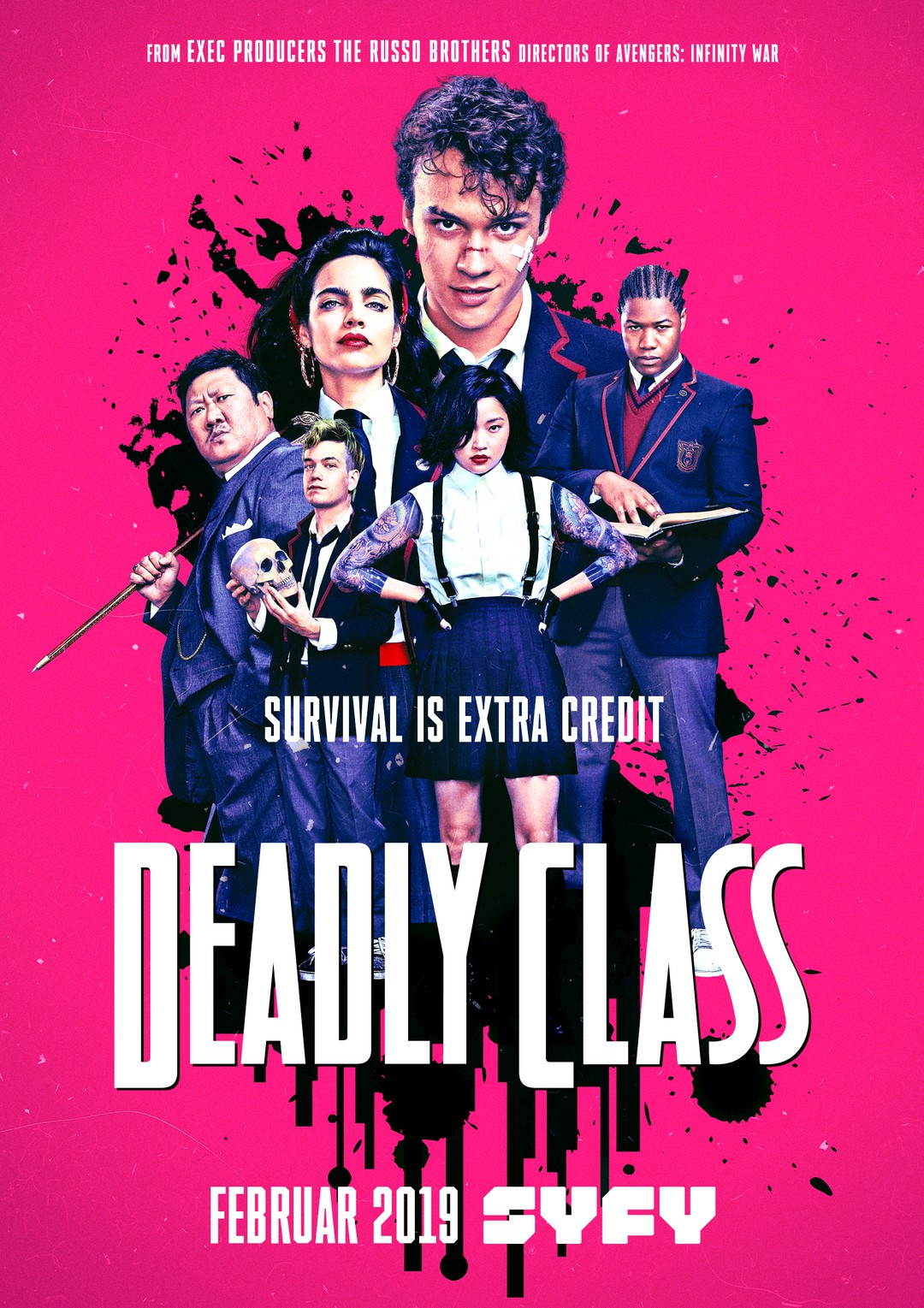 Deadly Class Trailer - Bild 1 von 8