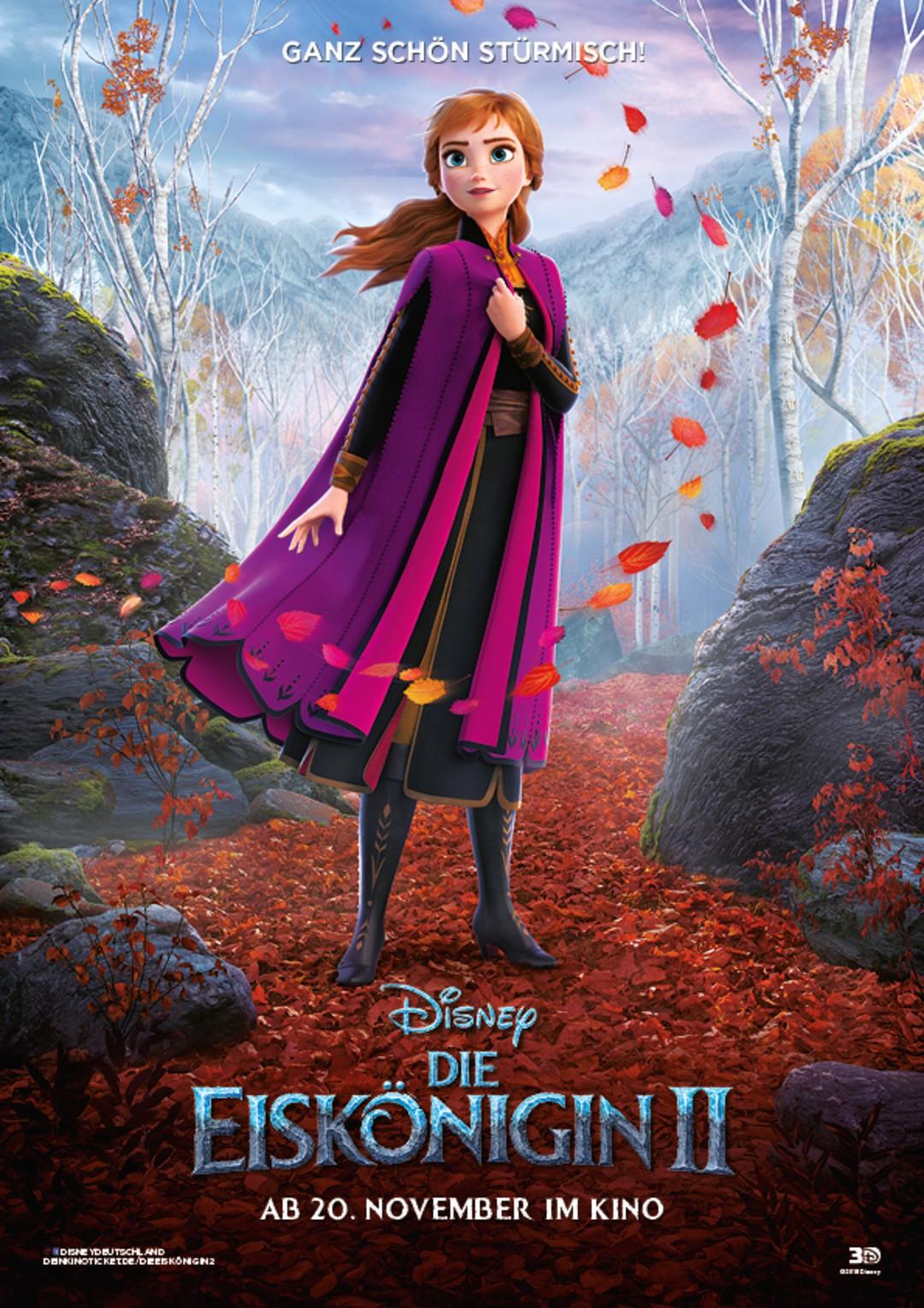 Eiskönigin 2 im kino