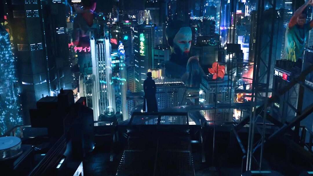 Ghost In The Shell Trailer - Bild 1 von 26