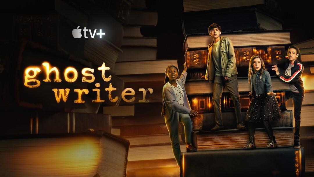 Ghostwriter Trailer - Staffel 1 - Bild 1 von 2