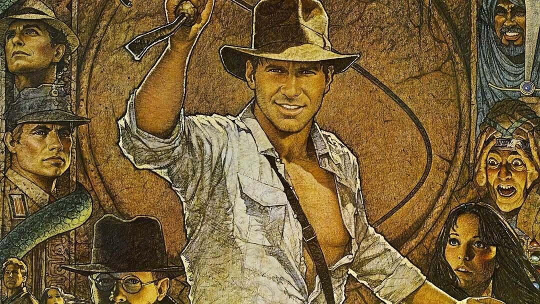 Indiana Jones Trailer - Jäger Des Verlorenen Schatzes - Bild 1 von 16