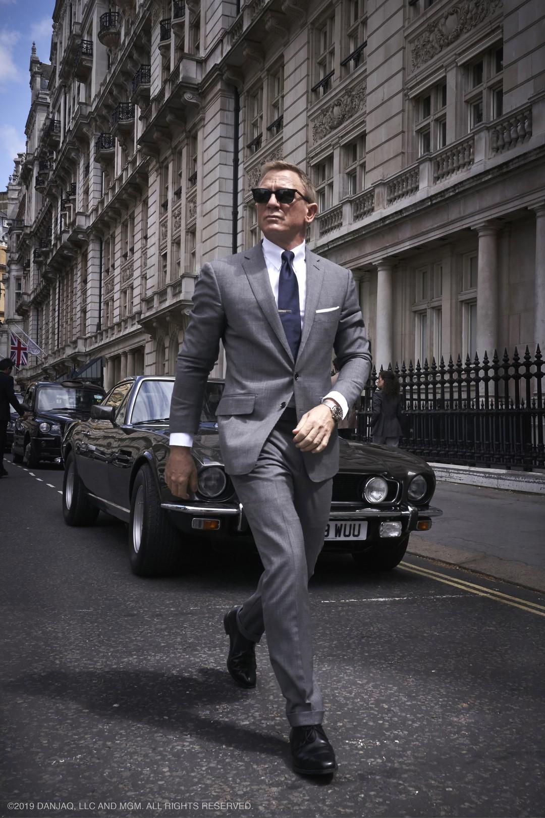 James Bond 007: Keine Zeit Zu Sterben Trailer - Bild 1 von 16