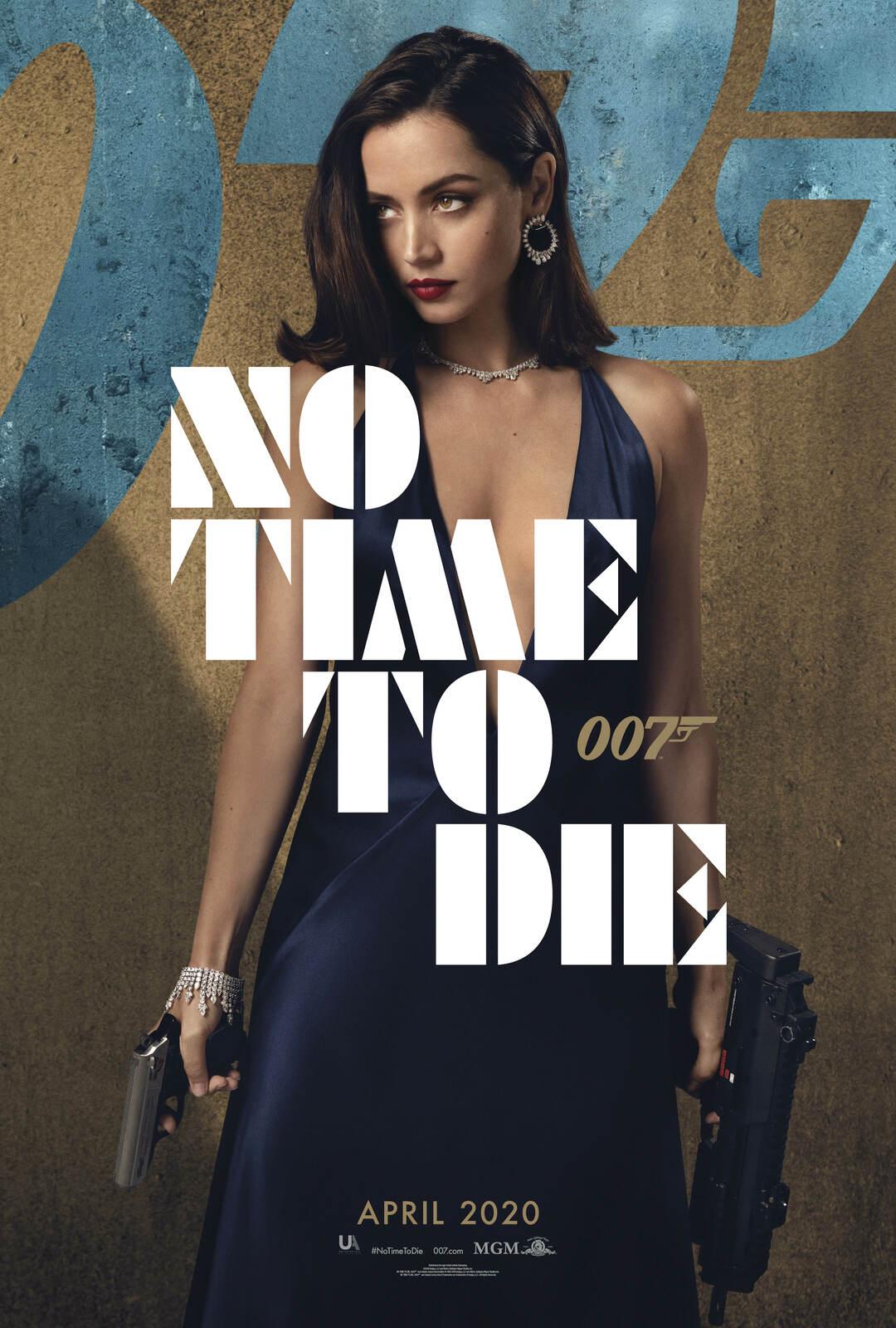 James Bond 007: Keine Zeit Zu Sterben - Bild 2 von 16
