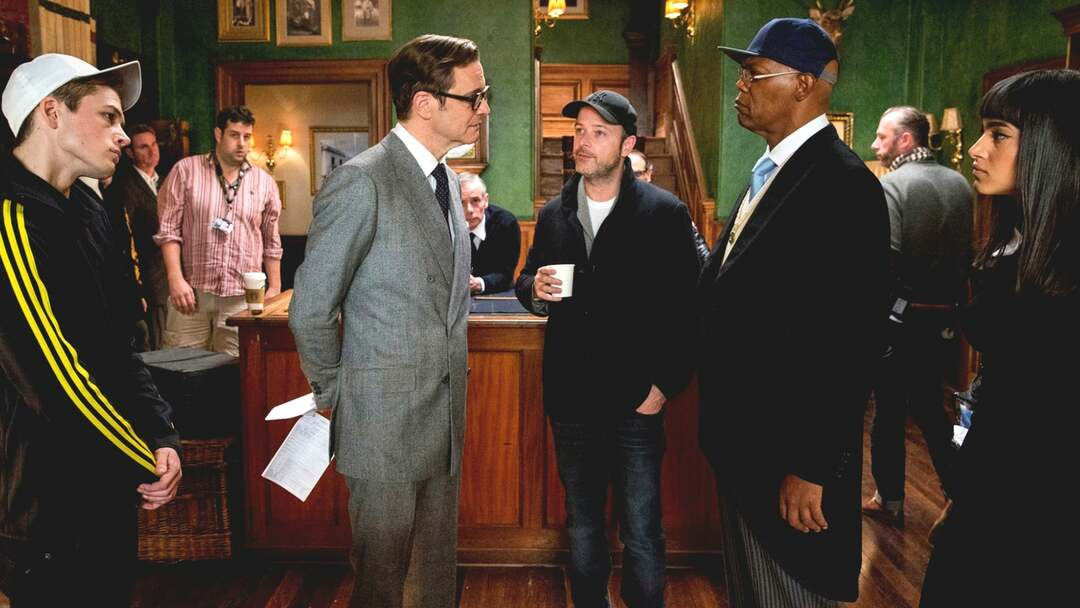 Kingsman Trailer - The Secret Service - Bild 1 von 33
