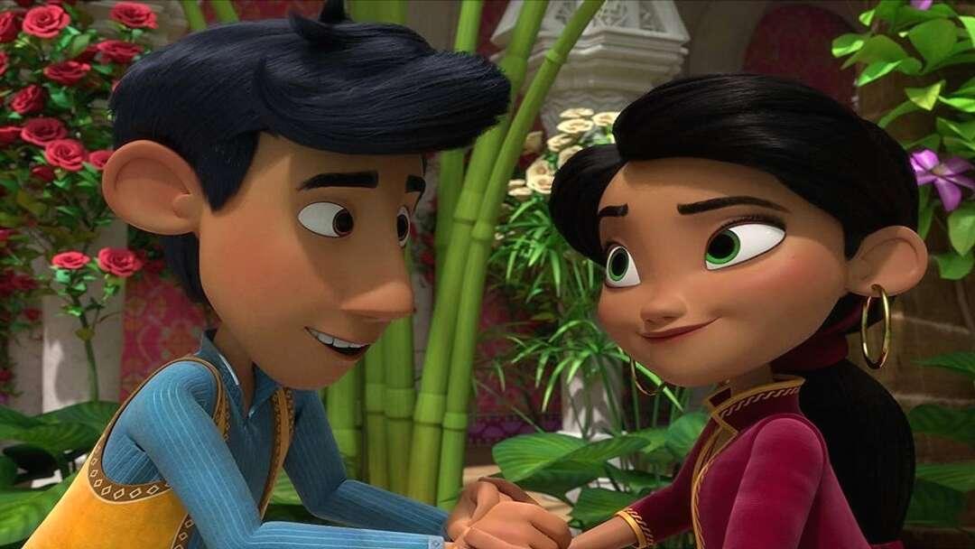 Kleiner Aladin und der Zauberteppich Trailer - Bild 1 von 2