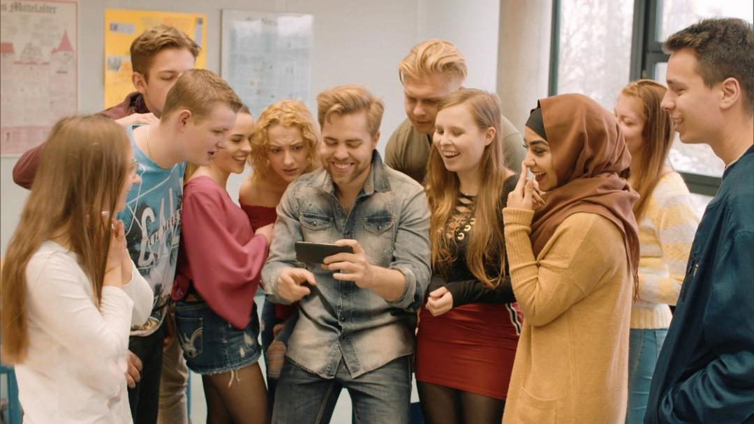 Krass Abschlussklasse: Neue Schul-Soap bei RTL II - Bild 1 von 2