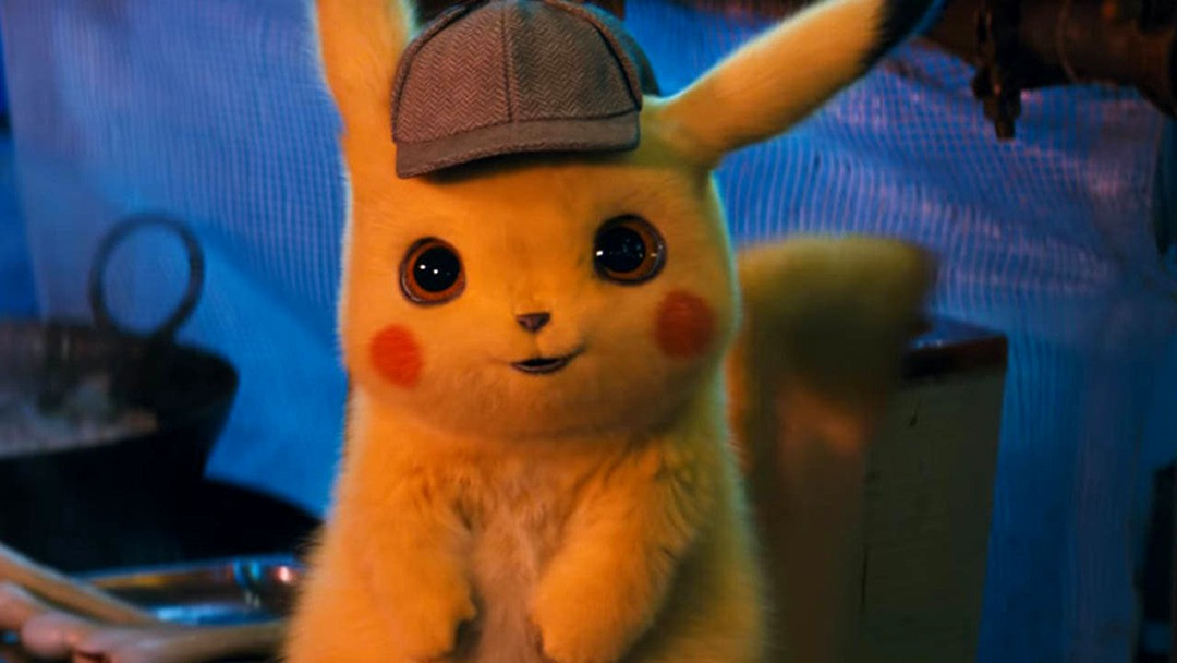 Pokemon - Meisterdetektiv Pikachu Trailer - Bild 1 von 3