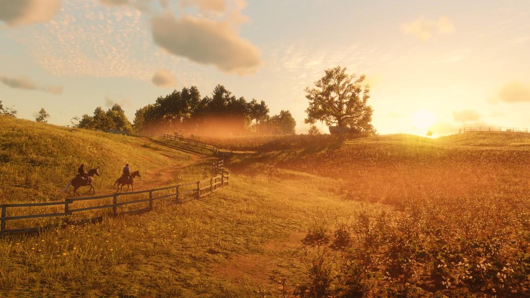 Red Dead Redemption 2 für PC ist ab sofort erhältlich - Bild 1 von 27