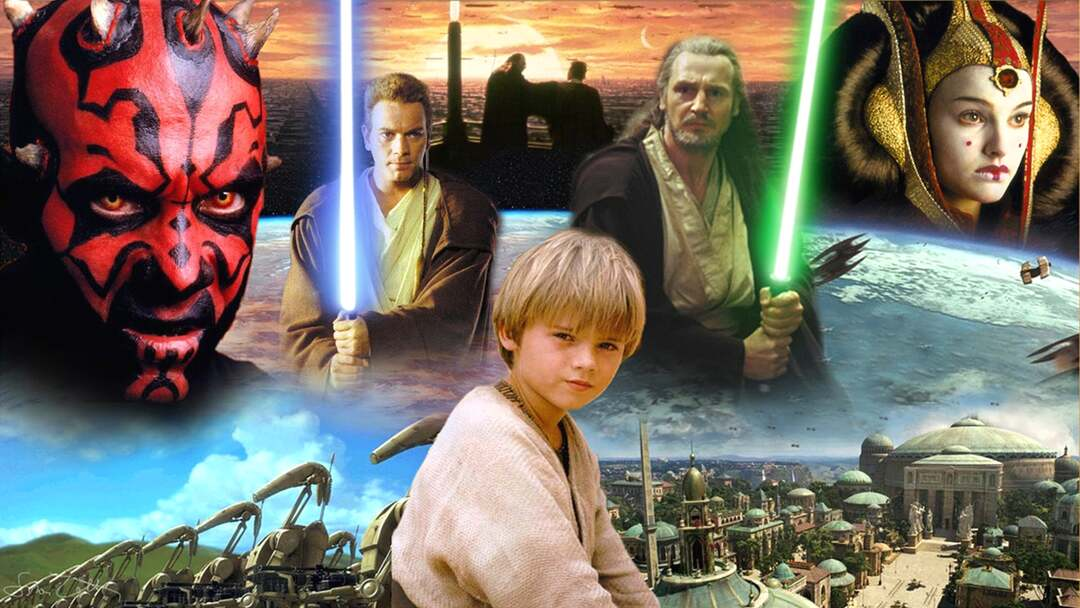 Star Wars: Episode I Trailer - Die Dunkle Bedrohung - Bild 1 von 37